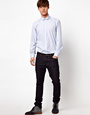 Image 4 ofSelected Shirt with Penny Collar