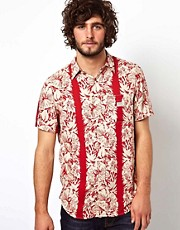 Denim &amp; Supply Ralph Lauren Shirt With Hawiian Floral Print