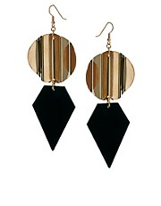 Yasmin By Gogo Philip Absract Earrings