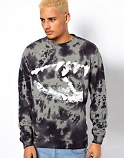 10 Deep Sweatshirt Crewneck Tresspass