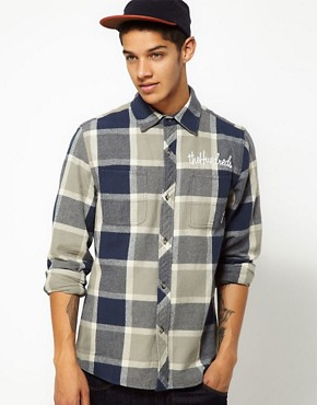 Image 1 ofThe Hundreds Shirt Strong Check