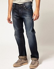 G Star Attacc Vintage Aged Loose Jeans