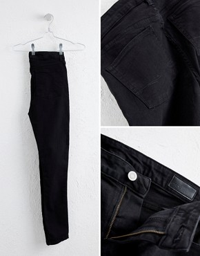 Image 4 ofASOS Super Skinny Black Jean