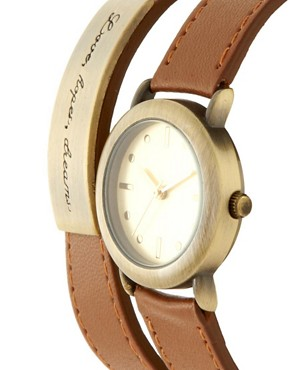 Image 2 ofRiver Island Wrap Around Watch