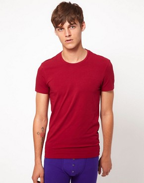 Image 1 ofPaul Smith Plain T-Shirt