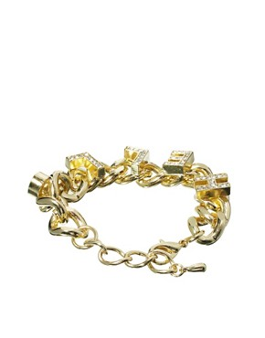 Image 2 ofASOS Hello Bracelet