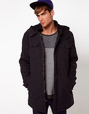Selected Declan Parka Jacket