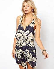 Vestido floral de Denim & Supply By Ralph Lauren