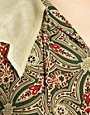 Image 3 ofTBA Exclusive to ASOS Silk Paisley Collar Dress