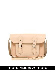 "Cambridge Satchel Company Exclusive to Asos 11"" Leather Satchel"
