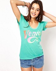 Junk Food Venice T-Shirt