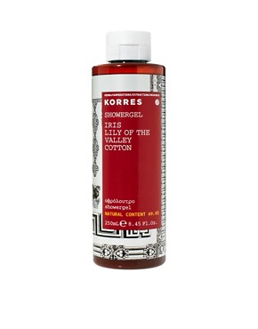 Image 1 ofKorres New Moisturising &amp; Perfumed Showergel 250ml