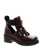 Aldo  Tatrie  Ankle Boots mit Zierausschnitten