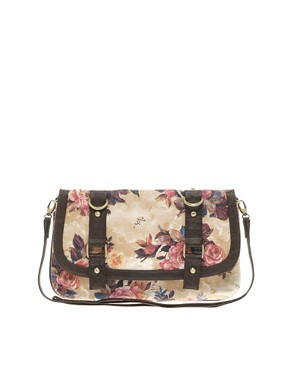 Image 1 ofMax C Floral Clutch