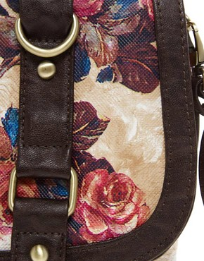 Image 4 ofMax C Floral Clutch