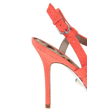 Image 2 ofSam Edelman Abbott Neon Strappy Sandals