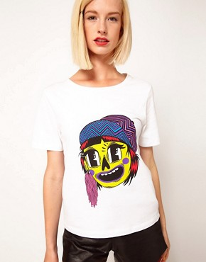 Image 1 ofHouse of Holland Girl Tee