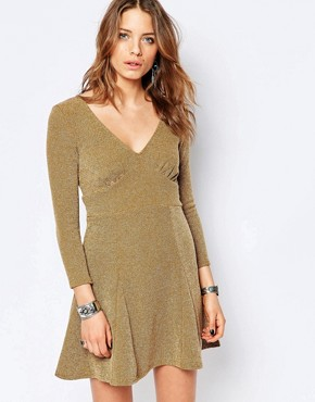 Free People Heartstopper Mini Dress