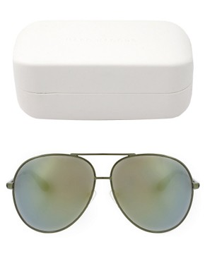 Image 2 of Marc By Marc Jacobs Oversize Aviator Sunglasses