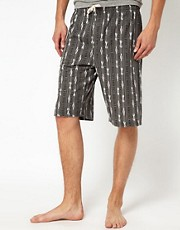 River Island Cateye Lounge Short