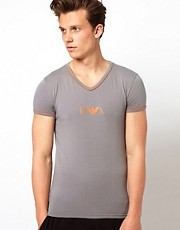 Emporio Armani Fashion Logo T-Shirt