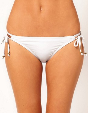 Image 1 ofRiver Island Marilyn Bikini Bottom