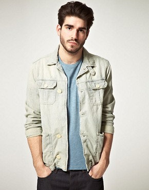 Image 1 ofPepe Jeans Heritage Rouke Worker Jacket