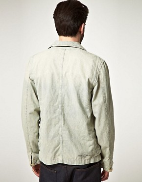 Image 2 ofPepe Jeans Heritage Rouke Worker Jacket