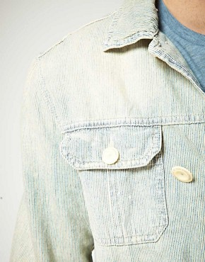 Image 3 ofPepe Jeans Heritage Rouke Worker Jacket