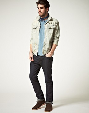 Image 4 ofPepe Jeans Heritage Rouke Worker Jacket