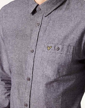 Image 3 ofVoi Chambray Shirt