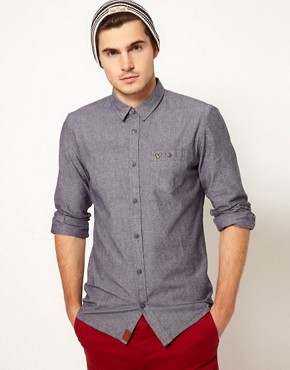 Image 1 ofVoi Chambray Shirt