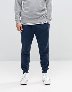 Hollister Core Jogger In Navy