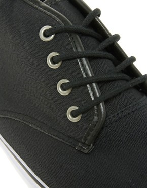 Image 3 ofASOS Chukka Boots in Canvas