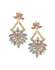 ASOS Jewel Chandelier Earring
