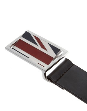 Image 2 ofBen Sherman Spin Plate Belt