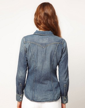 Image 2 ofLevi&#39;s Denim Shirt