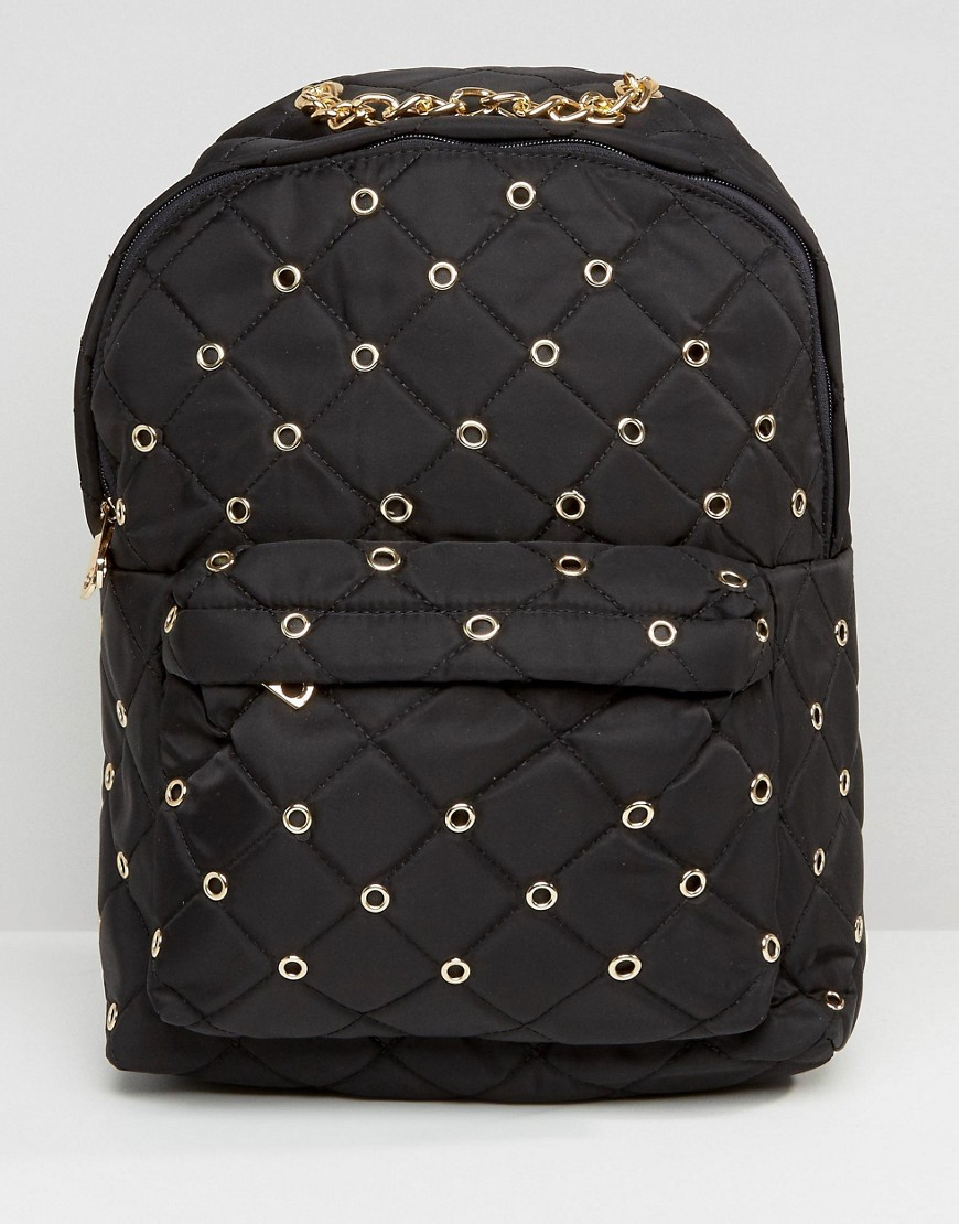 yoki-fashion-quilted-backpack-black