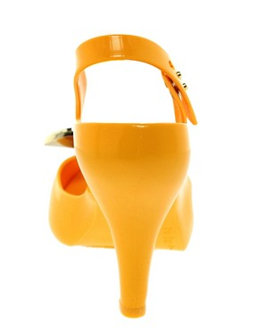 Image 2 ofVivienne Westwood for Melissa Lady Dragon VIII Heeled Sandals