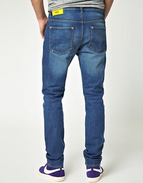 Image 2 of WESC Eddy Slim Fit Jeans
