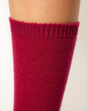 Image 2 ofFalke Cashmere Wool Socks