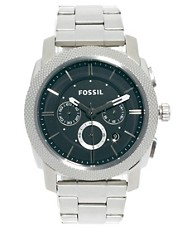 Reloj de acero inoxidable FS4776 de Fossil