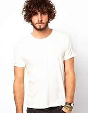 Nudie T-Shirt Crew Neck Basic