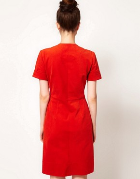 Image 2 ofPeter Jensen Corduroy Dress