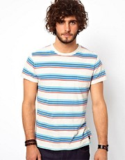 Superdry Valley Stripe T-Shirt