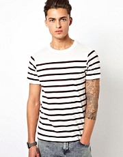 River Island Basic Stripe T-Shirt