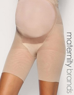 Image 1 ofMama Spanx Maternity Mid Thigh Shaper