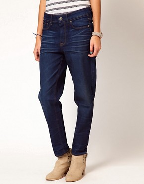 Image 1 of G-Star 3301 Boyfriend Jeans