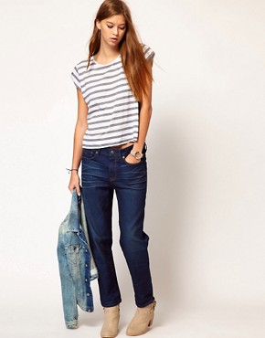 Image 4 of G-Star 3301 Boyfriend Jeans