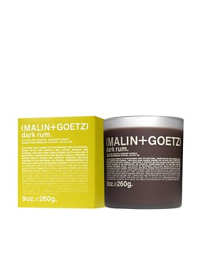 Image 1 ofMalin + Goetz Dark Rum Candle